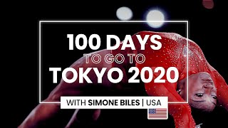 EUROPESE OMROEP | OPENN  | Simone Biles Talks Tokyo & Paris Olympics, and Pushing Her Limits