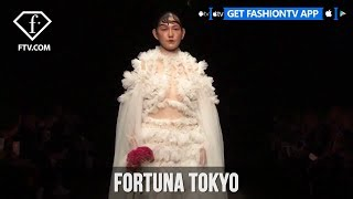 EUROPESE OMROEP | FTV | Tokyo Fashion Week Spring/Summer 2018 - Viviano Sue | FashionTV | 1512131401 2017-12-01T12:30:01+00:00
