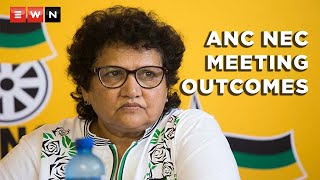 EUROPESE OMROEP | OPENN  | Duarte admits the ANC has cashflow problems