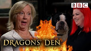 EUROPESE OMROEP OPENN 'Crazy Dog Lady' has Dragons BARKING f