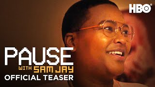EUROPESE OMROEP | OPENN  | PAUSE with Sam Jay: Official Teaser | HBO