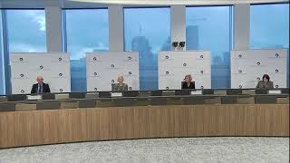 EUROPESE OMROEP OPENN EMA press conference