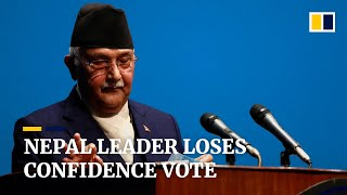 EUROPESE OMROEP | OPENN  | Nepal Prime Minister loses vote of confidence amid surging Covid-19 infections