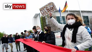 EUROPESE OMROEP | OPENN  | Climate activist who helped change the law in Germany