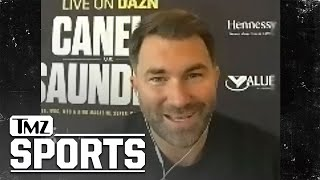EUROPESE OMROEP | OPENN  | Eddie Hearn Expecting 70k Fans For Canelo Fight, COVID-19 Precautions In Place | TMZ Sports