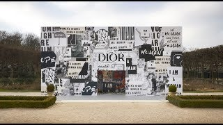 EUROPESE OMROEP | Christian Dior | Autumn-Winter 2018-2019 Ready-to-Wear Show - Empty Space | 1519899841 2018-03-01T10:24:01+00:00