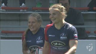 EUROPESE OMROEP | World Rugby | Mikhaltsova scores 5 tries for Russia! | 1524377758 2018-04-22T06:15:58+00:00