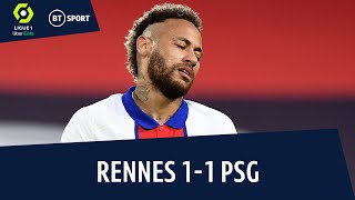 EUROPESE OMROEP | OPENN  | Rennes vs PSG (1-1) | PSG dealt a huge blow in title race | Ligue 1 Highlights
