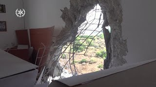 EUROPESE OMROEP | OPENN  | Israel: Militant rocket hits Israeli apartment building in Ashkelon