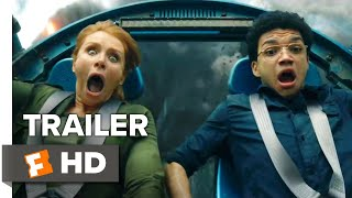 EUROPESE OMROEP | Movieclips Trailers | Jurassic World: Fallen Kingdom International Trailer #1 (2018) | Movie | 1524164234 2018-04-19T18:57:14+00:00