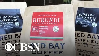 EUROPESE OMROEP OPENN Oakland's Red Bay Coffee champion