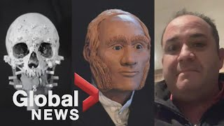 EUROPESE OMROEP | OPENN  | Descendant's DNA helps identify lost sailor in doomed 1845 Franklin expedition