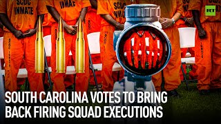 EUROPESE OMROEP | OPENN  | South Carolina votes to bring back firing squad executions