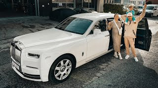 EUROPESE OMROEP | OPENN  | DID WE BUY THE BIGGEST ROLLS ROYCE? (PHANTOM III EWB) | VLOG⁵ 15 (part 2)