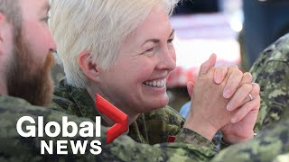 EUROPESE OMROEP | OPENN  | Lt.-Gen. Jennie Carignan, Dr. Leah West testify about misconduct in the Canadian military