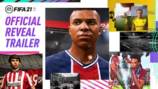 EUROPESE OMROEP OPENN FIFA 21 | Official Reveal Trailer