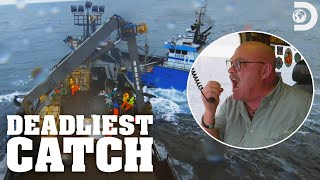 EUROPESE OMROEP | OPENN  | The Wizard Hits Another Boat! | Deadliest Catch