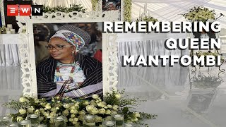 EUROPESE OMROEP | OPENN  | Buthelezi: Queen Mantfombi Dlamini-Zulu was a combination of beauty and brains