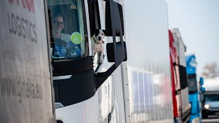 EUROPESE OMROEP OPENN Updating road transport rules