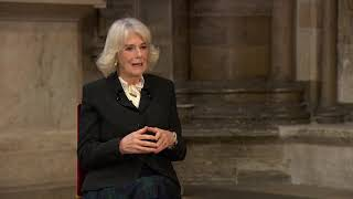 EUROPESE OMROEP | OPENN  | The Duchess of Cornwall discusses the importance of books and reading on Commonwealth Day 2021