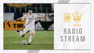 EUROPESE OMROEP OPENN RADIO STREAM: LA Galaxy at LAFC