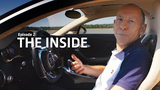 EUROPESE OMROEP   OPENN    Andy Wallace: How to ... Chiron - Episode 2: The Inside