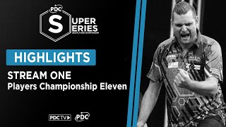 EUROPESE OMROEP | OPENN  | A NEW CHAMPION! | Stream One Highlights | Players Championship 11