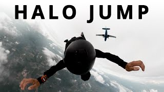 EUROPESE OMROEP OPENN HALO jump with the Lithuanian🇱