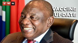 EUROPESE OMROEP | OPENN  | Ramaphosa on vaccine rollout: The mishaps have been completely out of our hands