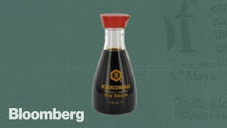 EUROPESE OMROEP | Bloomberg | The Soy Sauce Bottle Designed to Bring Happiness | 1523986655 2018-04-17T17:37:35+00:00