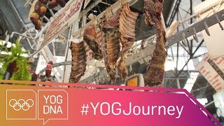 EUROPESE OMROEP | Youth Olympic Games | Argentinian Food - Tour of Buenos Aires #YOGjourney | 1515088808 2018-01-04T18:00:08+00:00