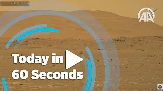 EUROPESE OMROEP OPENN Today in 60 seconds - April 19, 2021