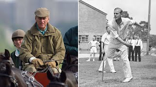 EUROPESE OMROEP OPENN Prince Philip: How sport shaped t