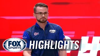 EUROPESE OMROEP | OPENN  | The PBA Playoffs round of 16 Day Three from Milford, Connecticut | FOX SPORTS