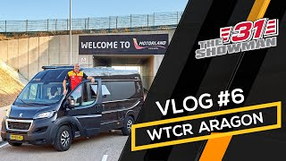 EUROPESE OMROEP | OPENN  | VLOG #6🎥 final trip back home after 2020 WTCR season with the camper :)