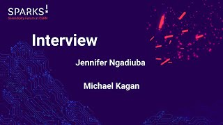 EUROPESE OMROEP | OPENN  | Interview with AI experts working on the LHC, Jennifer Ngadiuba and Michael Kagan - Sparks!