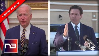 EUROPESE OMROEP | OPENN  | DeSantis Just Put Biden on NOTICE after Declaring State of Emergency in his State for Gas Shortage