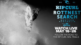 EUROPESE OMROEP | OPENN  | The Australian Leg Ends At The Rip Curl Rottnest Search