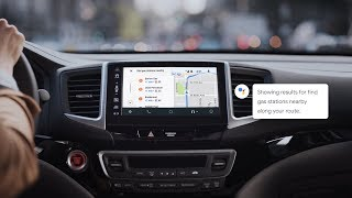 EUROPESE OMROEP | Android | Your Google Assistant on Android Auto: Find and go | 1515460140 2018-01-09T01:09:00+00:00