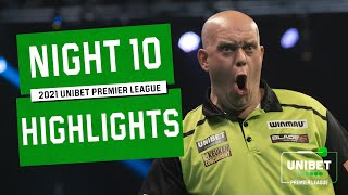 EUROPESE OMROEP | OPENN  | BACK TO HIS BEST! | Night 10 Highlights | 2021 Unibet Premier League