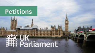 EUROPESE OMROEP | OPENN  | E-petition relating to air ambulance funding - 26 April 2021