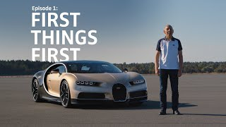 EUROPESE OMROEP   OPENN    Andy Wallace: How to ... Chiron - Episode 1: First things first