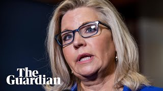EUROPESE OMROEP | OPENN  | Liz Cheney committed to ensure 'Trump never gets near the Oval Office again'