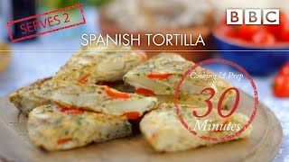 EUROPESE OMROEP | BBC | Spanish Tortilla by Mary Berry - BBC One | 1524297604 2018-04-21T08:00:04+00:00