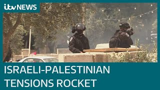 EUROPESE OMROEP | OPENN  | Al-Aqsa mosque: Hamas fires rockets at Jerusalem as nine Palestinians die in blast | ITV News