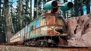 EUROPESE OMROEP OPENN 11 Most Amazing Abandoned Trains
