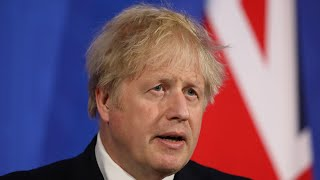 EUROPESE OMROEP | OPENN  | Boris Johnson announces easing of lockdown restrictions from May 17