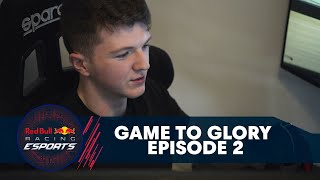 EUROPESE OMROEP | OPENN  | Game To Glory Episode 2 | Red Bull Racing Esports | From Treadmill To F1 Sim