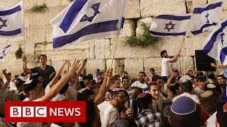 EUROPESE OMROEP | OPENN  | Fresh clashes in Israel ahead of Jewish nationalist march - BBC News