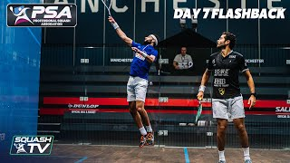 EUROPESE OMROEP | OPENN  | Squash: Manchester Open 2020 Flashback - Day 7
